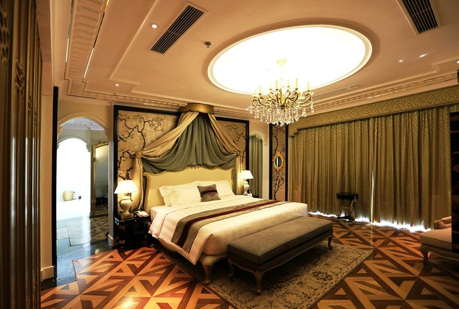 Ve trang le cua khu nghi duong Vinpearl Ha Long Bay Resort hinh anh 8