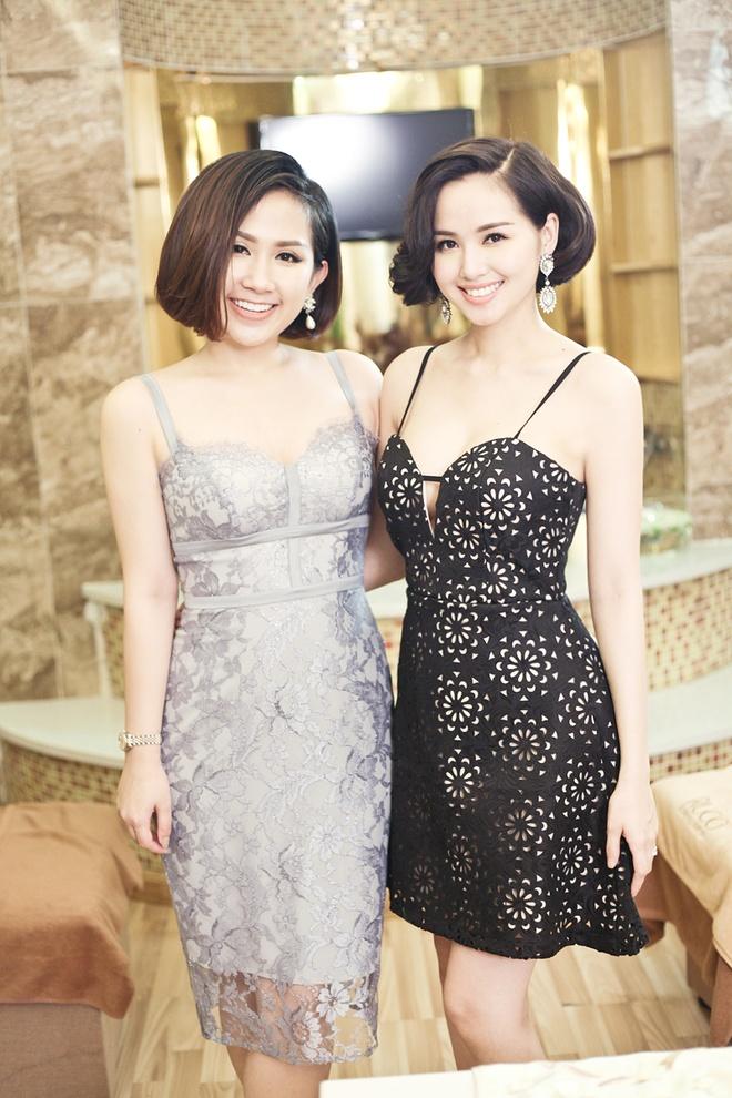 Bi quyet giam mo bung sau sinh cua hot girl Tam Tit hinh anh 3