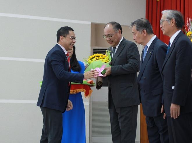 Khai giang chuong trinh dai hoc chuan Nhat tai Viet Nam hinh anh 3
