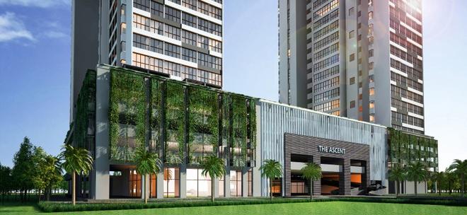 Du an The Ascent - Thao Dien Condominiums mo ban block B hinh anh 1