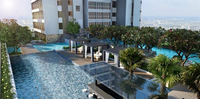 Du an The Ascent - Thao Dien Condominiums mo ban block B hinh anh