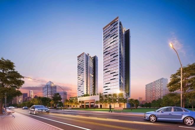 Du an The Ascent - Thao Dien Condominiums mo ban block B hinh anh 2