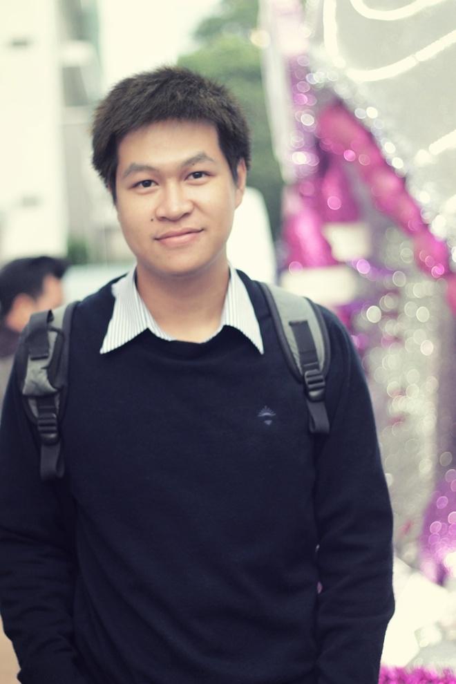 Sinh vien Viet co co hoi thu suc voi 'SCG Nha lanh dao tre' hinh anh 3 Hải Trường (cựu SV Bách Khoa, TP HCM): Khi đã có kĩ năng lãnh đạo, con đường đi đến thành công sẽ rõ ràng hơn