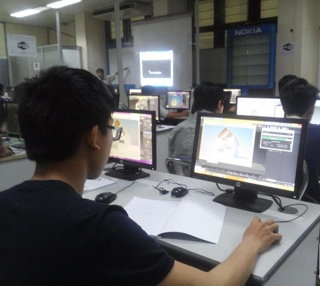 APEC tai tro hoc phi khoa Auto CAD va Sketchup cho ban tre hinh anh 3