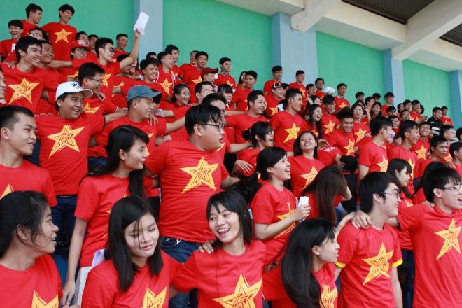 Chung ket U21 Quoc te bao Thanh Nien nong truoc gio G hinh anh