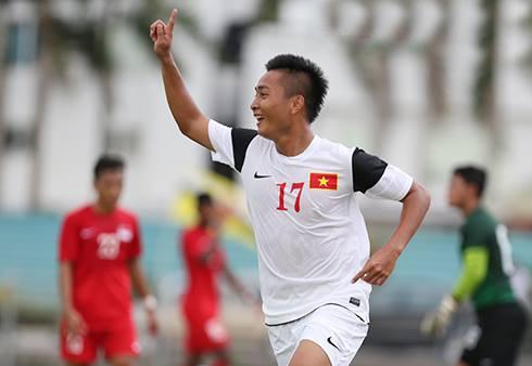 Cong Phuong, Tuan Tai doi dau tai vong Chung ket U21 Quoc te hinh anh 2