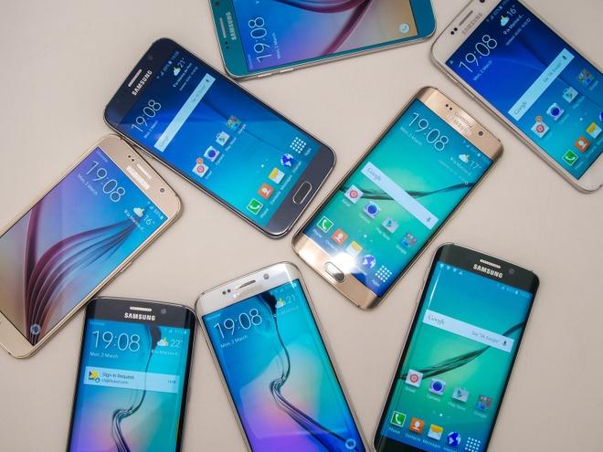 Galaxy S6 giam gia hang trieu dong tai nhieu dai ly hinh anh 1