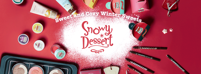 5 mau an tuong trong BST son Snowy Dessert cua Etude House hinh anh 1