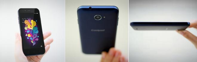 Coolpad Roar: Smartphone Android gia re vua len ke thang 11 hinh anh 1