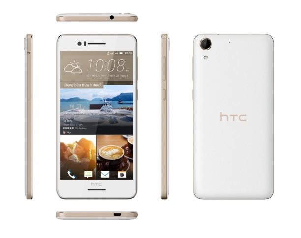 Bo doi HTC Desire moi noi bat trong phan khuc tam trung hinh anh