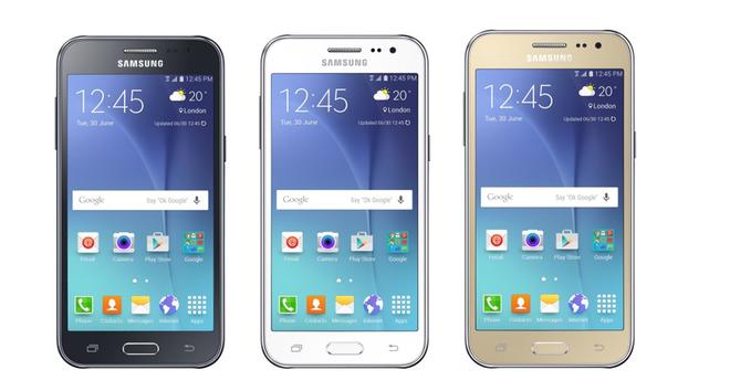 Galaxy J2 - smartphone cho nguoi dung tre hinh anh