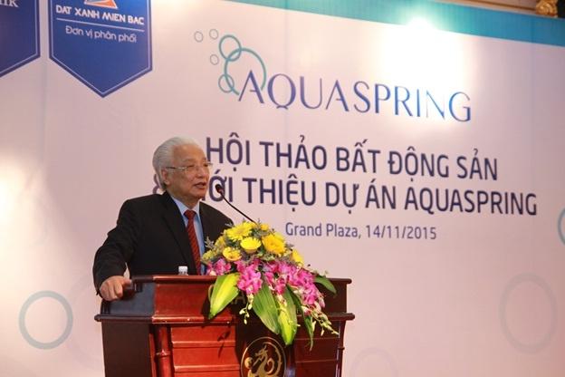 Chung cu Aquaspring chinh thuc ra mat tai Ha Noi hinh anh 2