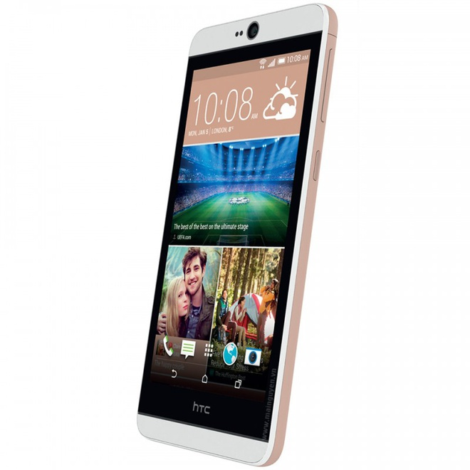 HTC Desire 826 Dual SIM moi: Smartphone cho nguoi me selfie hinh anh 1