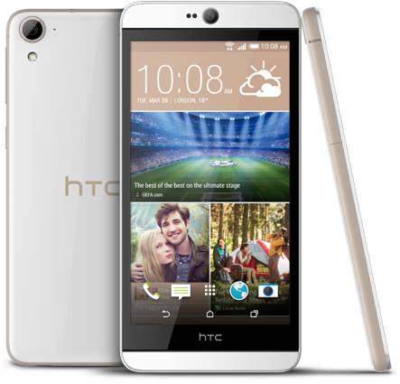 HTC Desire 826 Dual SIM moi: Smartphone cho nguoi me selfie hinh anh