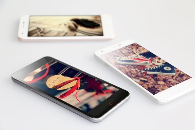 ZP530: Smartphone chip 64-bit, thiet ke dep hinh anh 3