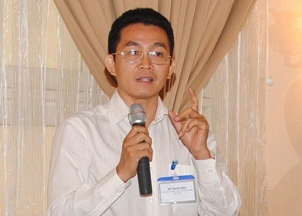 Thạc sĩ Đỗ Thanh Năm, Chủ tịch kiêm Tổng giám đốc Công ty Tư vấn chiến lược Win-Win.