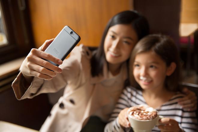 HTC One A9 - smartphone danh cho phai dep hinh anh 2