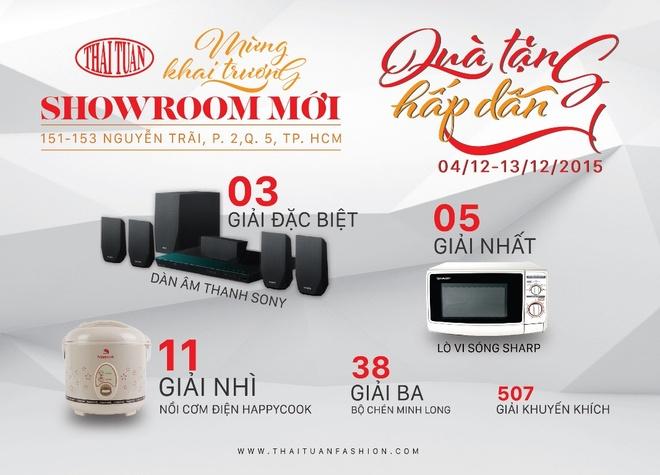 Thai Tuan khai truong showroom moi tai TP HCM hinh anh 6