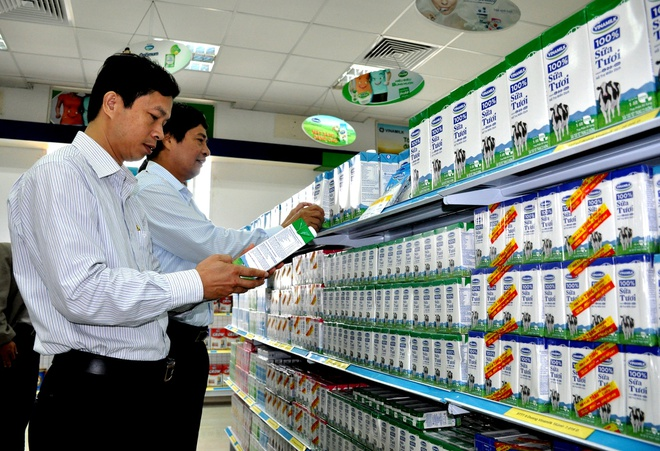 Vinamilk lot top 100 doanh nghiep gia tri nhat ASEAN hinh anh