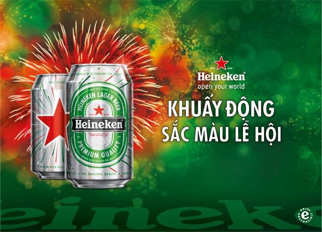 Heineken to chuc chuoi su kien am nhac tai 5 thanh pho lon hinh anh