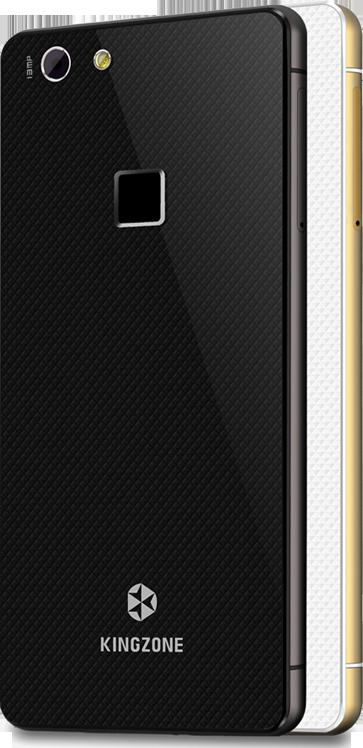 Kingzone ra mat model K2 RAM 2 GB, thiet ke dep hinh anh 1