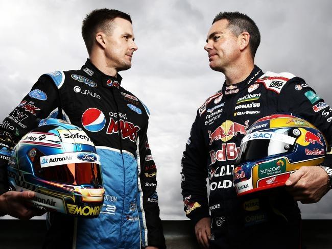 Tin do toc do cho doi chung ket V8 Supercars Racing hinh anh