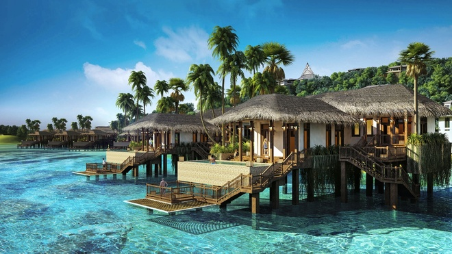 Premier Village Phu Quoc Resort hut nha dau tu khi ra mat hinh anh