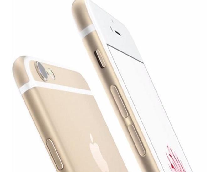 Lua chon iPhone gia re lam qua tang mua Giang sinh hinh anh