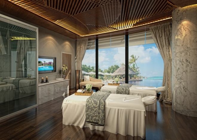 Sun Group ra mat Premier Residences Phu Quoc Emerald Bay hinh anh 2