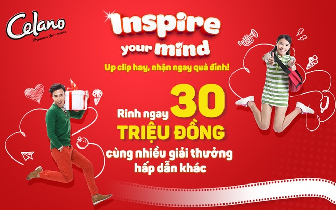 'Inspire your mind' - cuoc thi bat tung cam hung cung Celano hinh anh