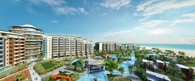 Sun Group ra mat Premier Residences Phu Quoc Emerald Bay hinh anh 5