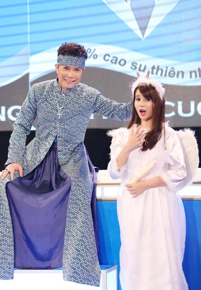 Nem Kim Cuong cua Jimmii Nguyen dau tu trieu do lam gameshow hinh anh 8
