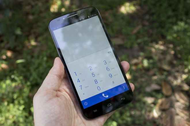 Emax - smartphone dung luong pin lon, cau hinh tot hinh anh 4