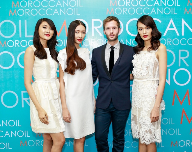 Moroccanoil ra mat dong san pham suon muot cho toc Viet hinh anh 5