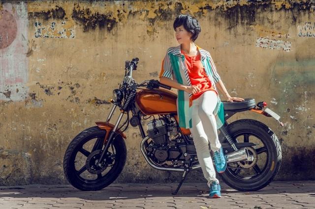 Trang Ha: 'Dan ba 30' duoc viet trong 30 buoi chieu hinh anh