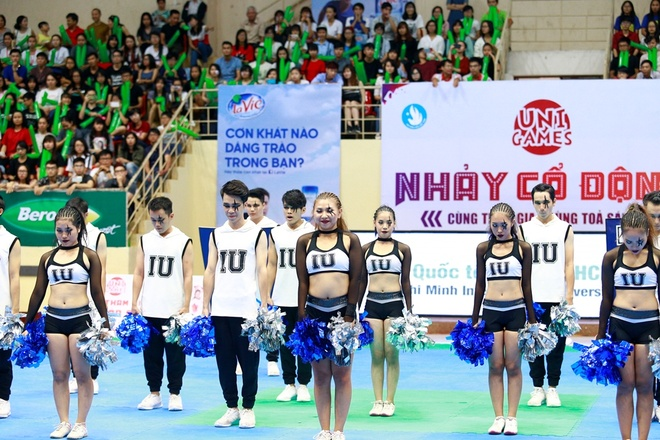 UniGames 2015: DH Quoc te - DHQG TP HCM vo dich toan quoc hinh anh 1