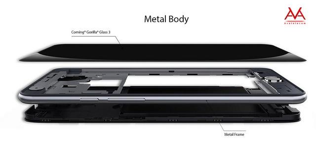 Titan Q8: Smartphone cau hinh tot gia duoi 6 trieu dong hinh anh 2 Với phần trên sắc sảo, cùng phần dưới thân máy bo tròn đem lại ánh nhìn và cảm giác riêng biệt, Q8 được đánh giá là điện thoại khó lỗi mốt.
