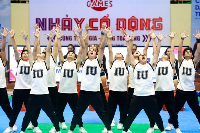 UniGames 2015: DH Quoc te - DHQG TP HCM vo dich toan quoc hinh anh