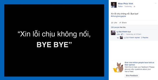 Nhieu sao Viet dong loat noi loi tam biet tren Facebook hinh anh 4