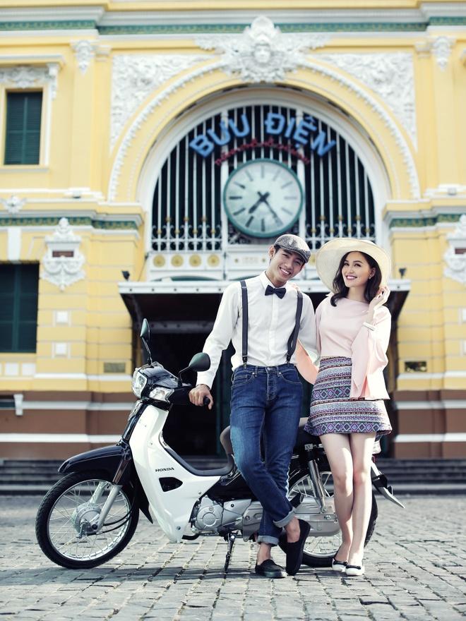 Quang Dang nam tinh ben Hye Tran voi Super Dream hinh anh 7