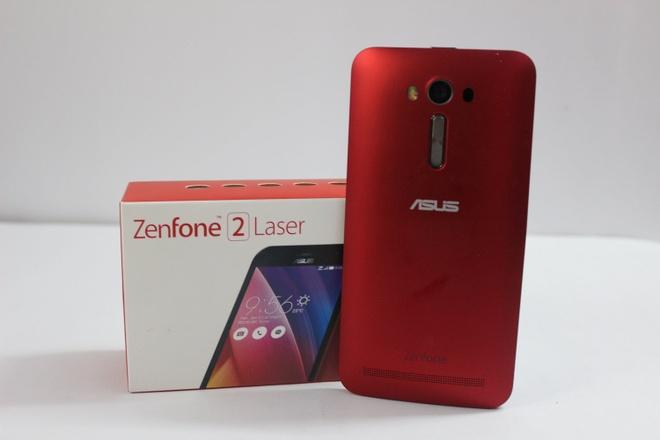 4 yeu to giup ASUS ZenFone 2 Laser 'vuot mat' ZenFone 5 hinh anh