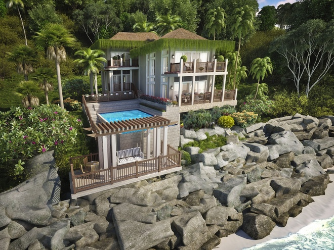 Biet thu Premier Village Phu Quoc Resort ra mat hut khach hinh anh 2