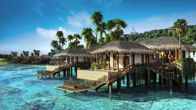 Biet thu Premier Village Phu Quoc Resort ra mat hut khach hinh anh