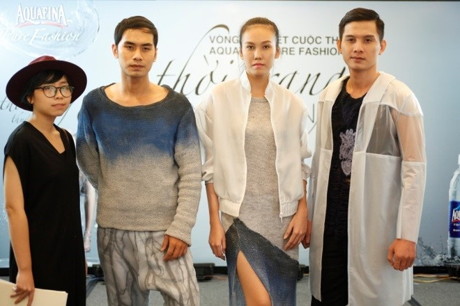 Lo dien top 5 Aquafina Pure Fashion 2015 hinh anh 4