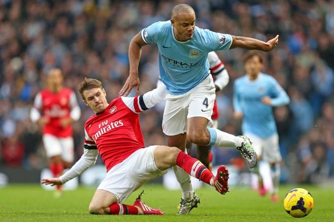 Dai chien Arsenal - Manchester City: Qua Noel som cho fan hinh anh 2