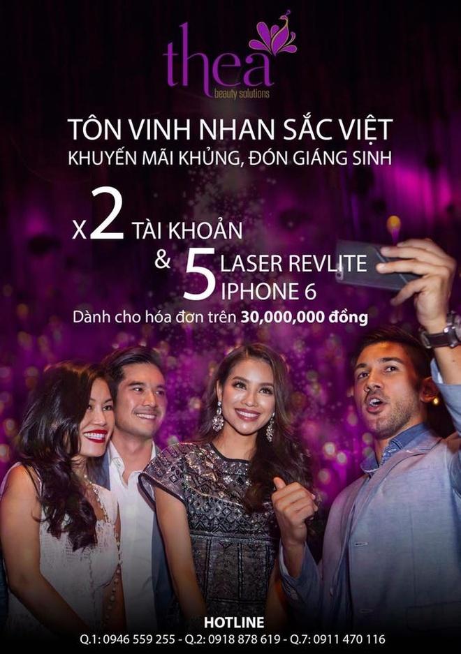 Thea Beauty Solutions uu dai lon don Giang sinh hinh anh 1