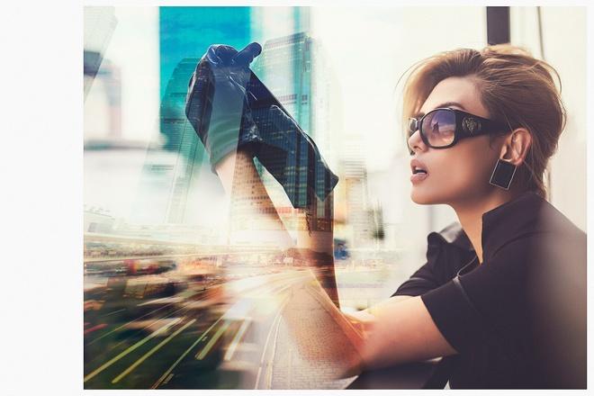 Vo Hoang Yen bat tay FashionTV mo lo dao tao nguoi mau hinh anh 2
