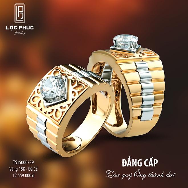 Loc Phuc Jewelry uu dai mung Giang sinh va nam moi hinh anh 4
