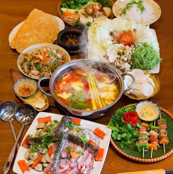 Thuc don da dang huong vi Sai thanh giua long Ha Noi hinh anh 2
