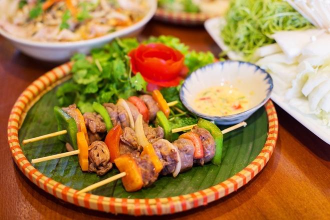 Thuc don da dang huong vi Sai thanh giua long Ha Noi hinh anh 7